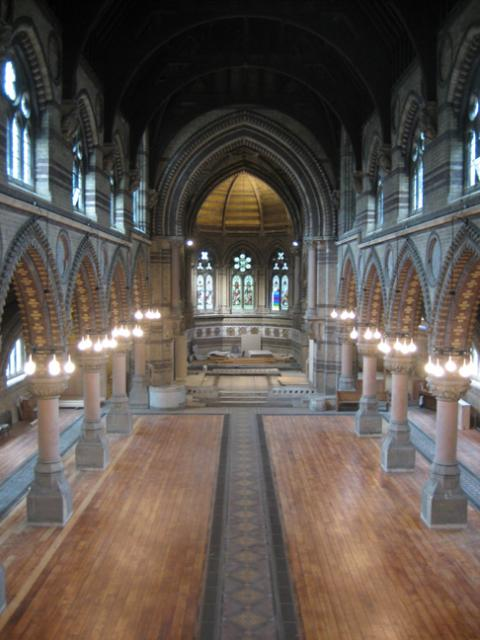 St Stephens Hall