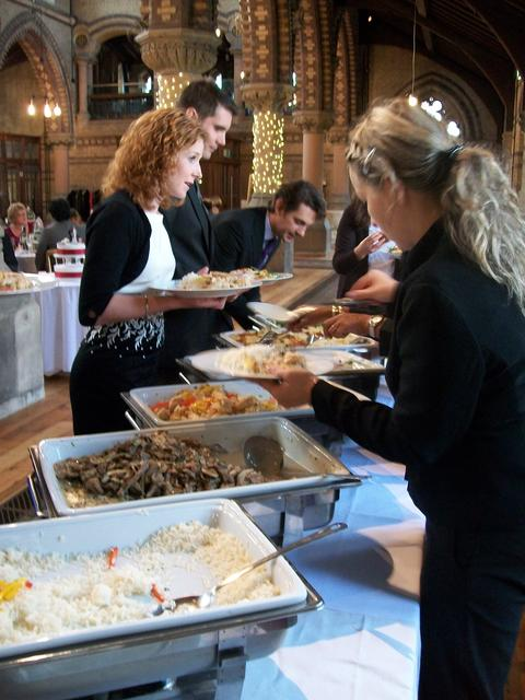 Internal - Function with Caterers