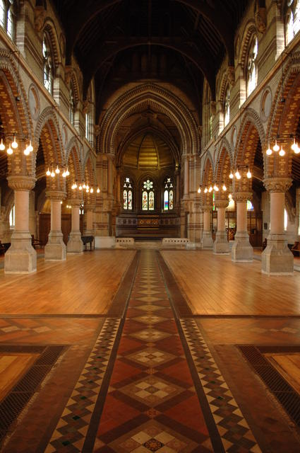 Internal - Length of Hall